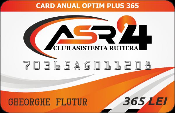 CARD ANUAL OPTIM PLUS 365 - ASR24